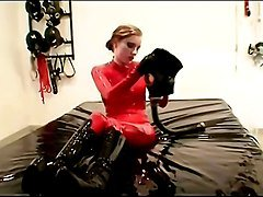 Wrapped in Rubber - Missy 3